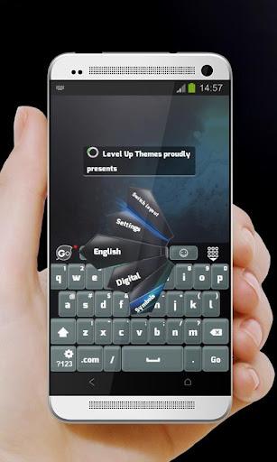 激光灯Jīguāng dēng GO Keyboard