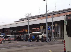 Photo: Geneva Eurovan drop off