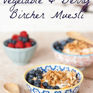 Sunrise Bircher Muesli.
