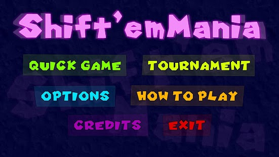 Shift'em Mania- screenshot thumbnail