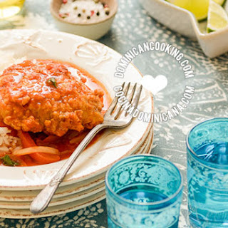 Pescado Guisado Recipe en Escabeche (Escovitched Fish)