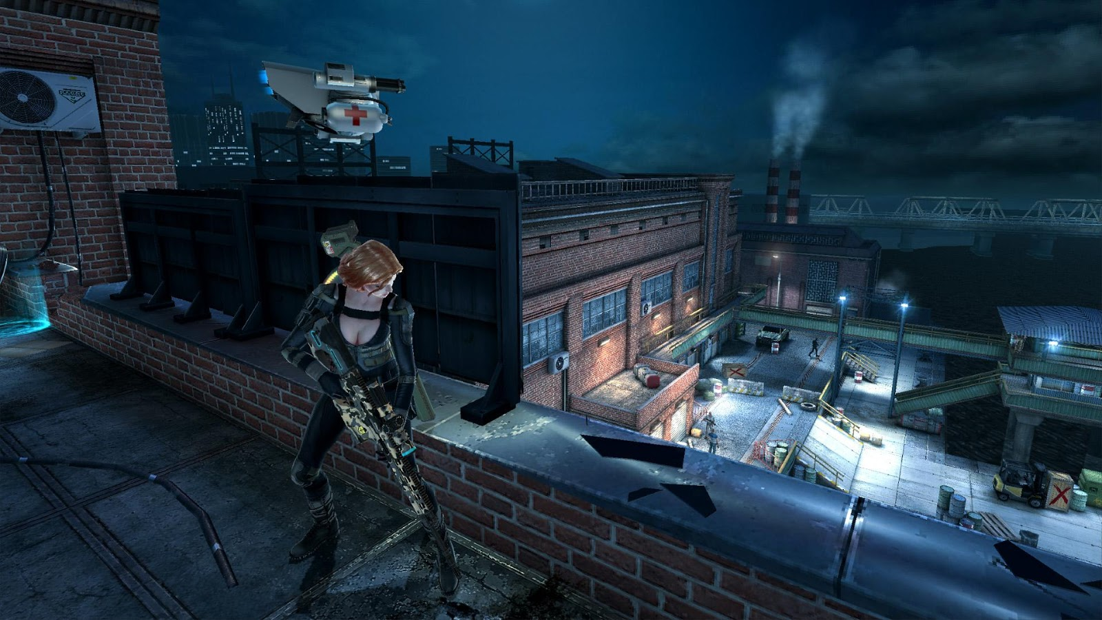 CONTRACT KILLER: SNIPER- screenshot