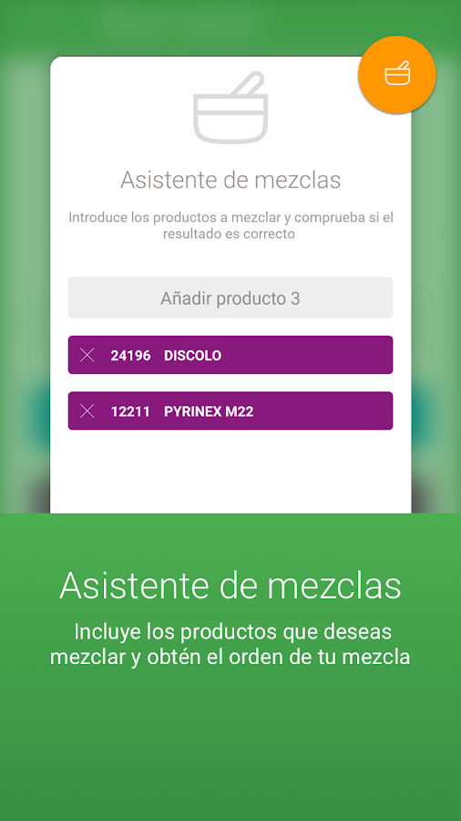 FitoAid, app de Adama España- screenshot