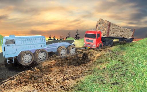 Mud Truck Driver : Real Truck Simulator cargo 2019 1.07 screenshots 1
