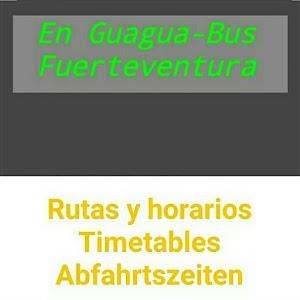 En guagua Fuerteventura Gratis