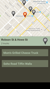 Vancouver Food Trucks- screenshot thumbnail