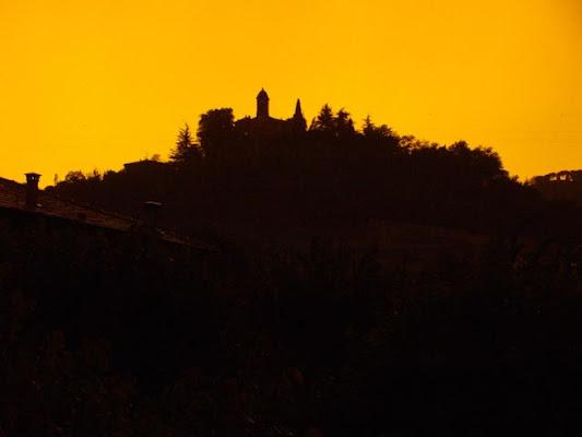 Chiesa di castello di gattomaldestro