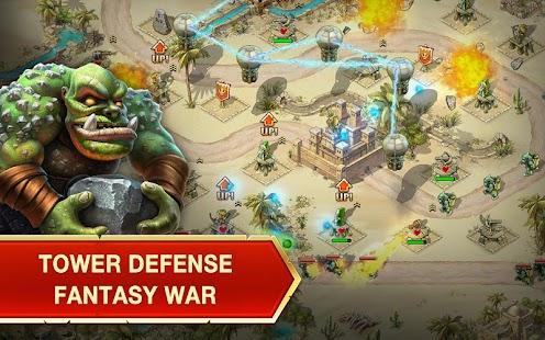 Toy Defense: Fantasy Tower TD Screenshot 16