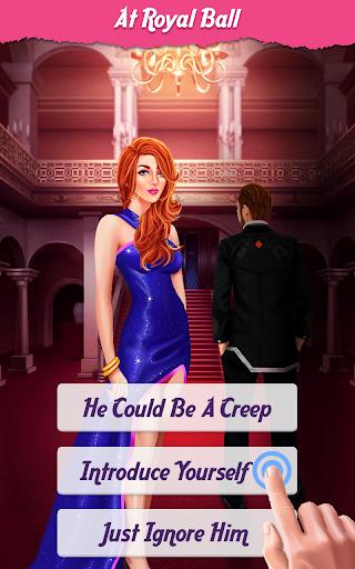 Alpha Human Mate Love Story Game for Girls screenshots 19