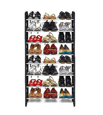 GJSHOP Foldable Shoe Rack