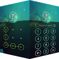 AppLock Theme Space icon