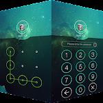 AppLock Theme Space icon