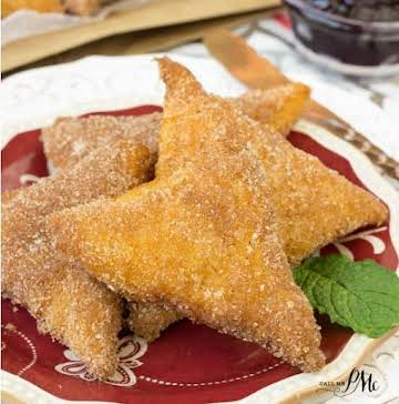 Crescent Roll Beignets