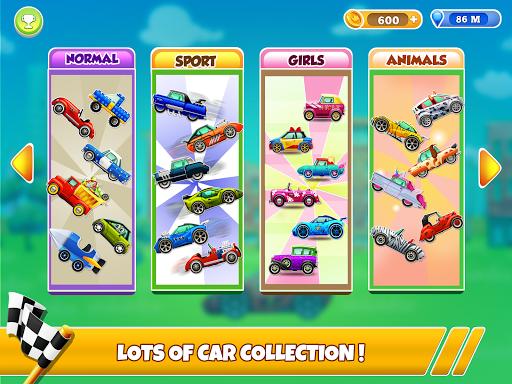 Kids Car Hill Racing: Games For Boys screenshots 7