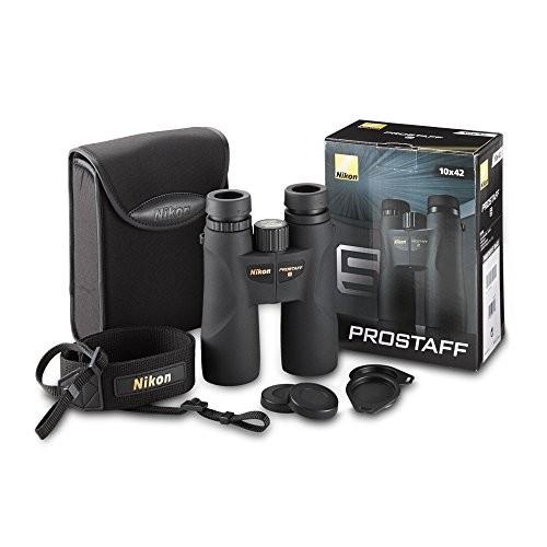 5. กล้องส่องทางไกล Nikon PROSTAFF 5 8 X 42