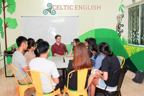 Celtic english photo