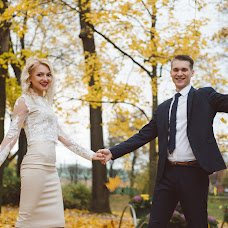Wedding photographer Yuliya Rybalkina (julymorning). Photo of 13.11.2017