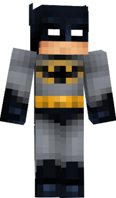 The Caped Crusader