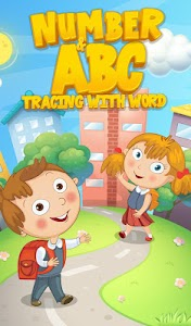 Number & ABC Tracing With Word v1.0.0