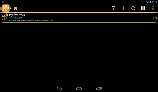TrackChecker Mobile 2.25.8 screenshots 18