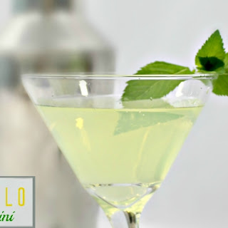 Limoncello Martini Recipes.