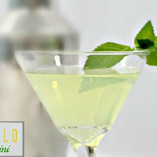 Limoncello Summer Martini.