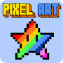8 bit paint - Pixel Art Editor APK icon