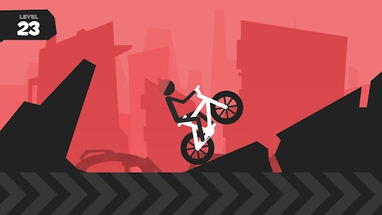 Wheelie Stickman Rider 5