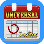 Universal Calendar Event Monitoring tool