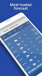 Weather - The Weather Channel APK screenshot thumbnail 4