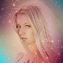 Splash Color Photo Effect and Picture Blender icon