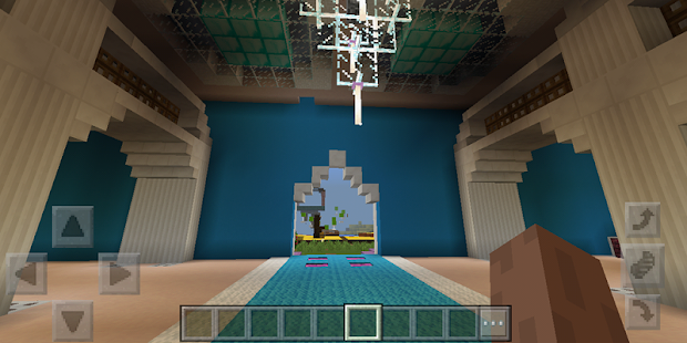 World of Dreams. Map for Minecraft - náhled