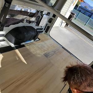 ハイエースバン GDH201Kのカスタム事例画像    KEIさんの2020年01月26日10:06の投稿