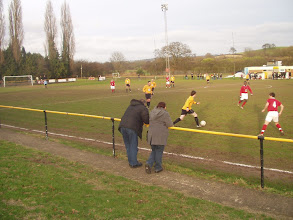 Photo: 26/01/08 v Atherstone Town (MFA) 0-3 - contributed by Mike Latham