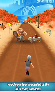 Angry Gran Run - Running Game Screenshot 5
