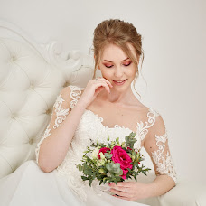 Wedding photographer Galina Bashlovkina (GalaS). Photo of 24.04.2018