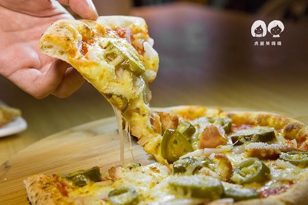 老周pizza 原 波喬鍩buongiorno手作窯烤pizza