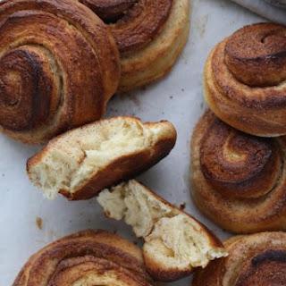 Classic Norwegian Cinnamon Buns.