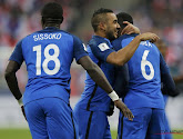 Frankrijk staat na nipte zege tegen Zweden alleen aan de leiding in groep A
