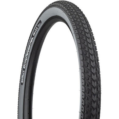Surly ExtraTerrestrial Tire - 29 x 2.5 Tubeless, Black/Slate, 60tpi