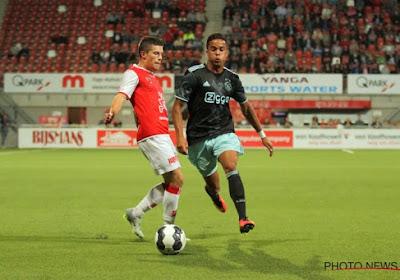 OFFICIEEL: Moeskroen haalt voormalig Genk-talent op in de Eredivisie