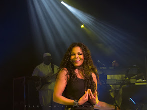 Photo: Janet Jackson: Up Close and Personal