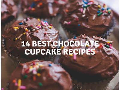 14 Best Chocolate Cupcake Recipes