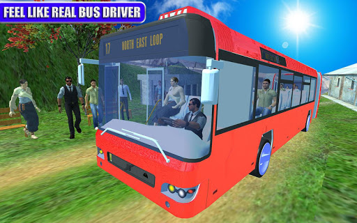 Hill Tourist Bus Simulator