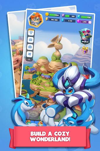 Télécharger Puzzle Eudemon Tales APK MOD (Astuce) screenshots 3