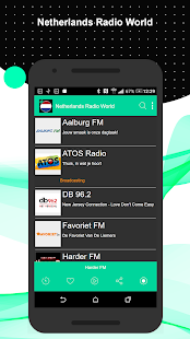 Netherlands Radio World - náhled