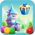 Best Crush Cake: Candy Classic-Match 3 Free Game icon