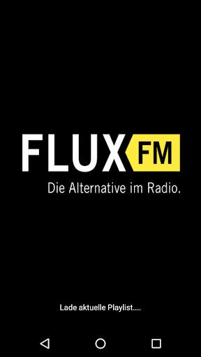 FluxFM Playlist Stream