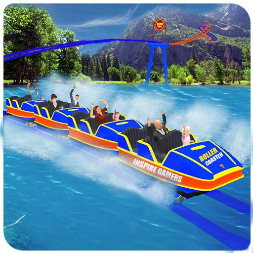 Roller Coaster Water Park Ride (game)