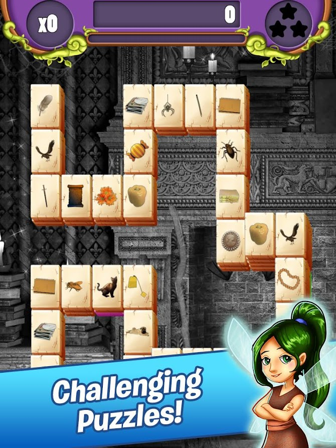 Mahjong Mystery: Escape The Spooky Mansion Android 1